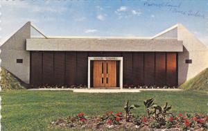 MANITOBA, Canada, 1940-1960's; Peace Chapel