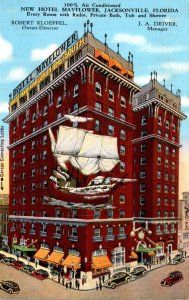 Florida Jacksonville New Hotel Mayflower