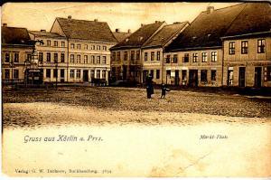 Grus aus Korlin a. Prrs.