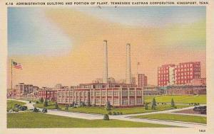 Tennessee Kingsport Eastman Corporation Administration Building