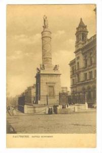Battle Monument, Baltimore, Maryland,00-10s
