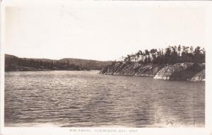 RP: Big Canal , McGregor Bay , Ontario , Canada , 1949