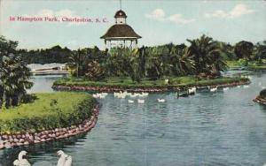 South Carolina Charlestom In Hampton Park