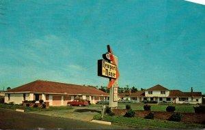 Oregon Newport The Newport Manor Motor Hotel 1966