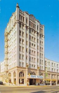 Ashland OR~Beaux Arts~Mark Antony Motor/Lithia Springs Hotel~Mail Dropbox c1962