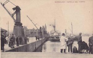 BARCELONA, Detalle del Puerto, Spain, 00-10s