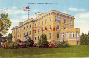 1953 MEMORIAL HOSPITAL, FREMONT, OH