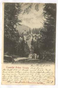 Castel Peles , Sinaia , Romania , PU-1901