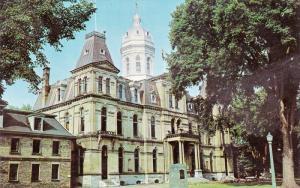 Legislature Building, Fredericton, New Brunswick, 40-60s