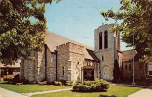 Chicago Illinois~Mayfair Presbyterian Church~1973 World Communion Day Postcard