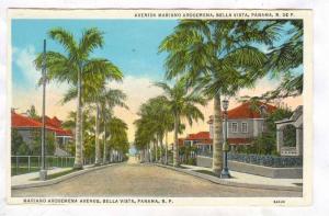 Mariano Arosemena Avenue,Bella Vista,Panama,R.P., 1910s