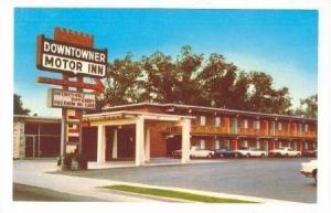 Downtowner Motor Inn, Florence, South Carolina, 1940-60s
