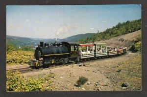 PA Lokie Railroad Train ASHLAND PENN Postcard RR PC Pennsylvania