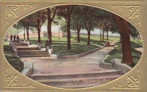 A Walk In Capitol Park Harrisburg Pennsylvania