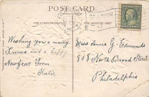 Christmas 1908