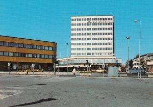 , Sweden ,  1960s ; Bodens, Affars-Hotelcentrum , Nordkalotten