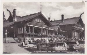Norway Frognersaeteren ved Oslo Photo