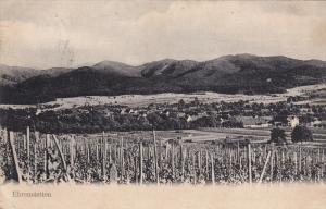 EHRENSTETTEN, Baden Wurttemberg, Germany, PU-1908; General View
