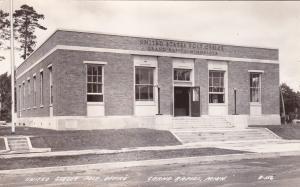 RP; United States Post Office, GRAND RAPIDS, Minnesota, 1920s-40s