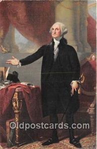 Portrait by Gilbert Stuart George Washington