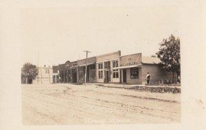 RP:  , Kansas , 1910s ; Main Street