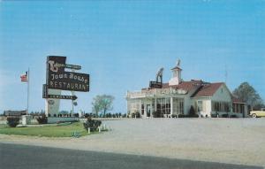 ALLENDALE , South Carolina, 1950-60s ; Town House Restaurant