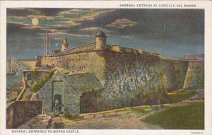 Cuba Havana Entrance To Morro Castle