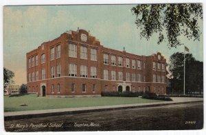 Taunton, Mass, St. Mary's Parochial School