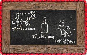 Cow Comic Cow 1907