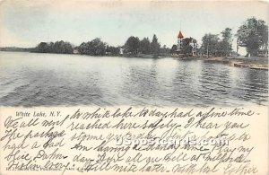 Lake View - White Lake, New York