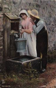 Tucks Romantic Couple Secrets Rustic Courtships Series