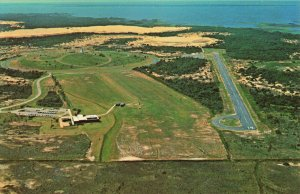 Postcard Outer Banks North Carolina Kitty Hawk