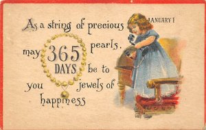 As a string of precious pearls Telephone PU Unknown