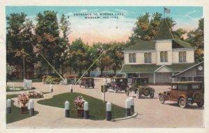 WARSAW, Indiana, 1910-20s; Entrance to Winona Lake
