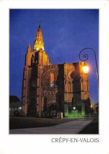 B54451 Crepy en Valois Saint Thomas de Canterbury  france