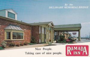 NEW CASTLE , Delaware , 50-60s ; Ramada Inn