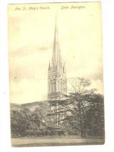 New St. Mary's Church, Stoke Newington, London, England, United Kingdom, 00-10s