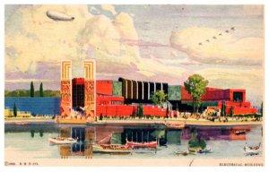 Illinois Chicago Century progressElectrical  Building