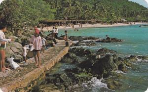 Mexico , 40-60s ; Playa Las Gatas , Zihuatanejo , Guerrero