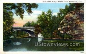 State Street Bridge Mason City IA Unused