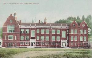 Oregon Portland Portland Academy