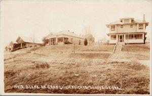 Grandview Heights Sunnyside OR Oregon (Portland) Unused RPPC Postcard E64