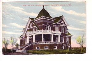 Home of WM Jennings Bryan-Fairview, Lincoln, Nebraska