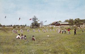 ARCHERY , JOLIETTE , Quebec , Canada , 1960-70s