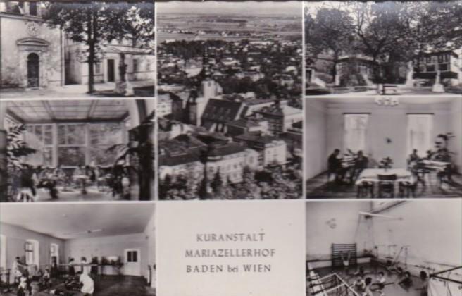 Austria Kuranstalt Mariazellerhof Baden Bei Wien Photo