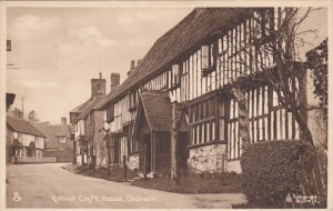 CHILHAM , Kent , England , 1943 ; Robins Croft House ; TUCK