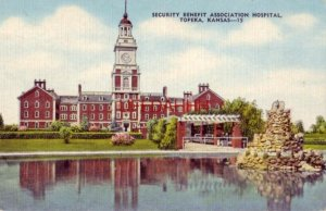 SECURITY BENEFIT ASSOCIATION HOSPITAL, TOPEKA, KANSAS
