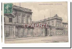 Chalons sur Marne Maps The Old Post prefecture