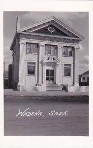 RP: Canadian Bank of Commerce , WADENA , Saskatchewan , Canada , 30-40s