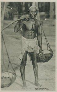 Calcutta , India , 00-10s ; Fisherman